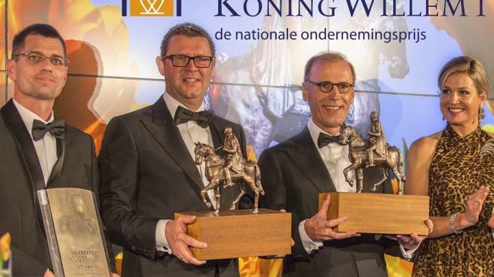 De Koning Willem I Prijs is de ondernemingsprijs van Nederland. De prijs wordt tweejaarlijks uitgereikt voor ondernemerschap, waarbij vooral wordt gelet op de criteria durf, daadkracht, doorzettingsvermogen en innovatie. #KW1 #NieheMedia #work #event