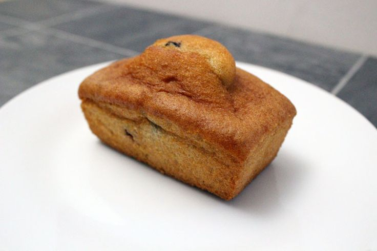 Gluten free blueberry and cranberry muffin - Free From Fusion