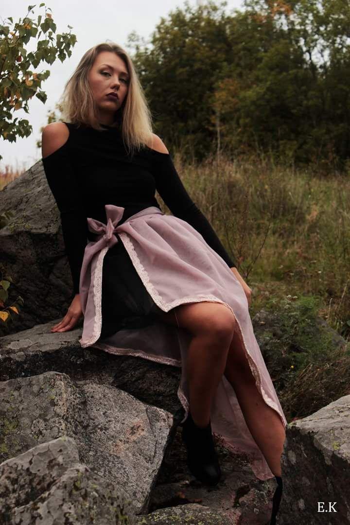Photo: Eveliina Ketonen #ohdesigning #fashionphotoshoot #fashionphotography #trashion