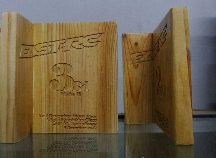 East Rc event  #trophies   #woods #woodworking #woodart  #hobbystarrc #idea