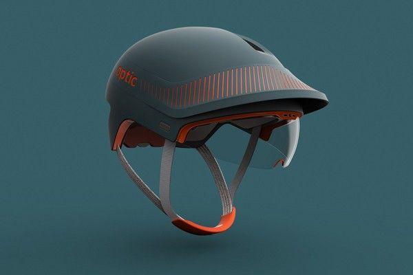 Augmented reality fietshelm maakt fietsen veiliger