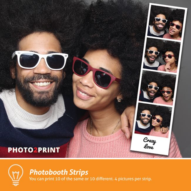 Product Idea: Create your own Photobooth Strips Online now. They are great to share. They can be used as a bookmark or even as an invitation to a party! #photobooth #productidea #invitations #bookmarks #photo2print