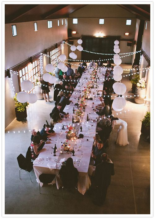 1000 ideas about small wedding receptions on pinterest for Small wedding venue decoration ideas