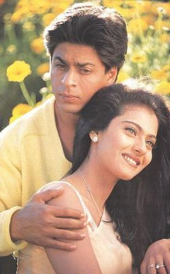 Rahul & Anjali in Kuch Kuch Hota Hai SRKajol❤️ Favourite Bollywood couple forever