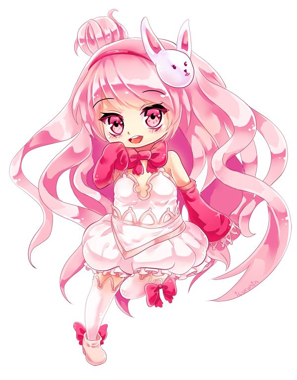 Cute Anime Rabbit 208 best images about ...