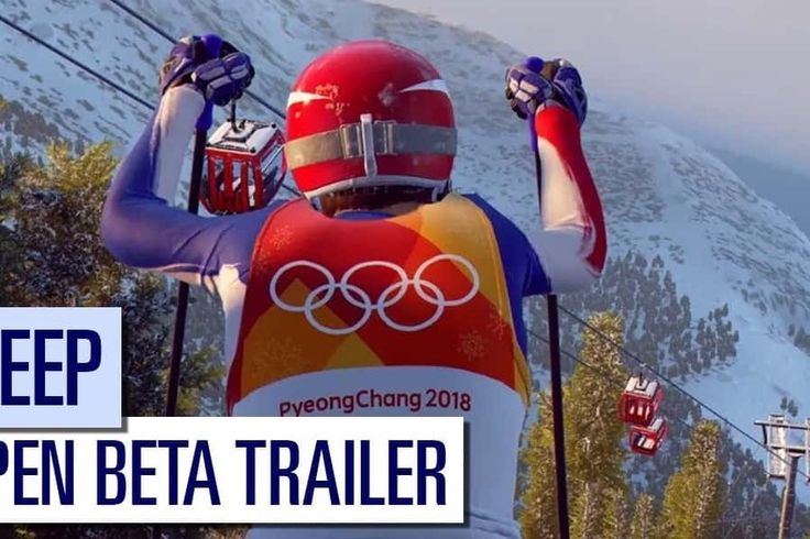 Steep Road To The Olympics: Open Beta Trailer