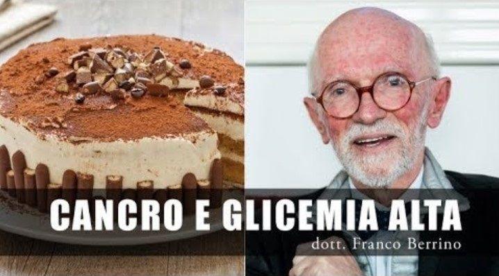 Dott. Berrino: Mantenere bassa la Glicemia è il primo importante passo per la prevenzione dei tumori! Ecco gli alimenti da evitare per farlo