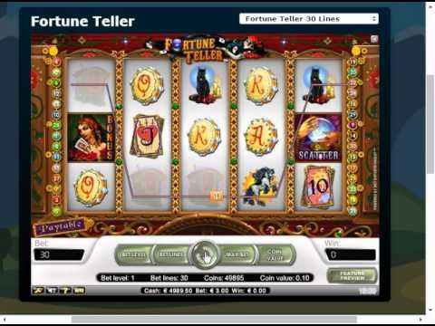 Gameplay FREE Fortune Teller @ Online & Mobile Casino Game info