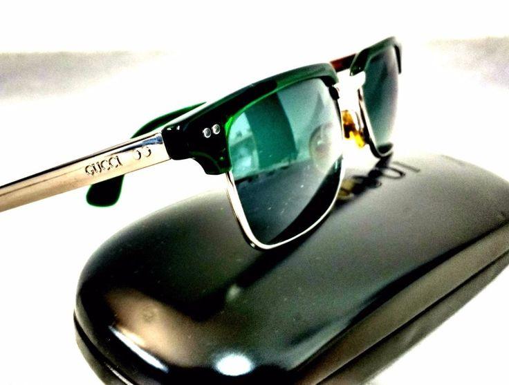 GUCCI Sonnenbrille Vintage Unisex Brille Rockabilly mit Gucci Etui Set selten | Kleidung & Accessoires, Vintage-Mode, Vintage-Accessoires | eBay!