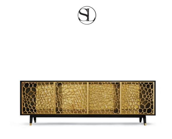 Spider Web Side Board By Scala Luxury Furniture Design
