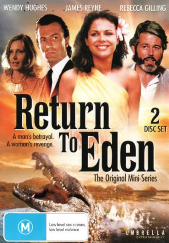 Return to Eden (Mini series)  - DVD - BRAND NEW