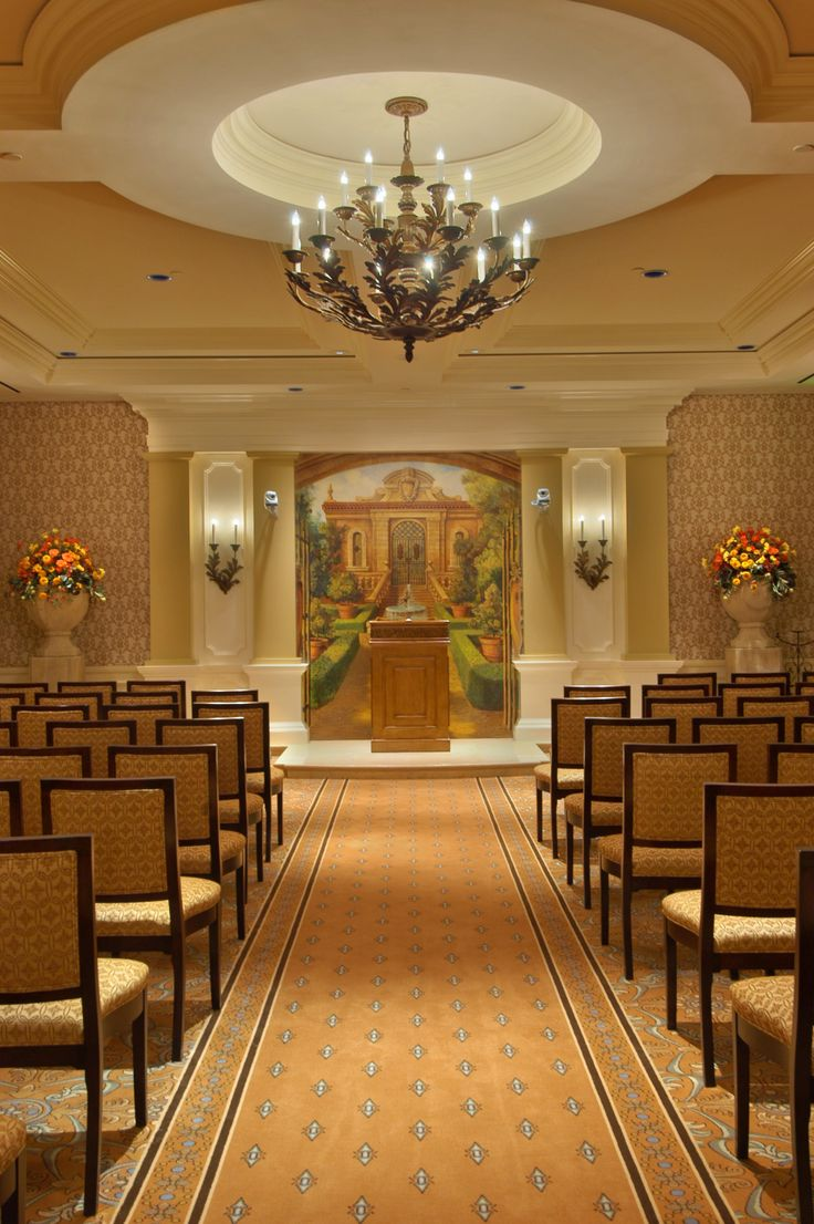vegas weddings vegas wedding chapels The Tuscano Chapel at Caesars Palace Las Vegas