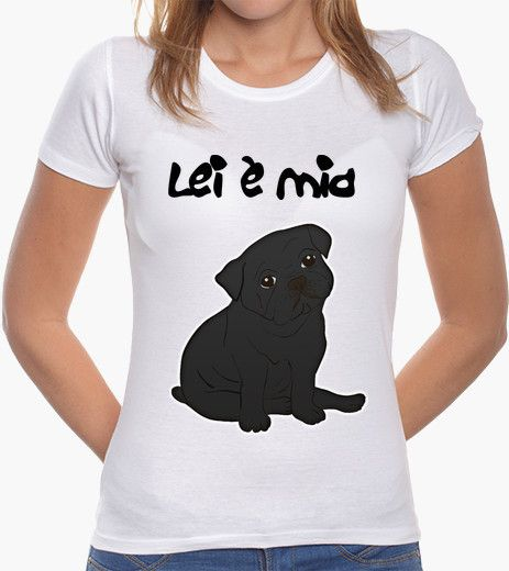 T-shirt CARLINO NERO