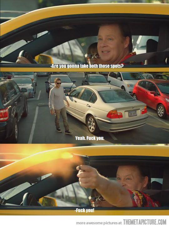 funny God Bless America movie scene