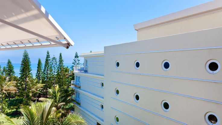 Le Meridien Noumea - resort view