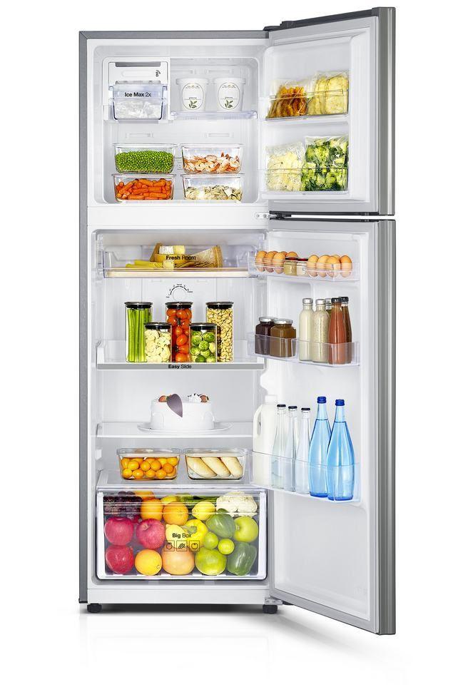 Új Samsung felülfagyasztós hűtőszekrények - praktikus helykihasználás és lenyűgöző kivitel 3