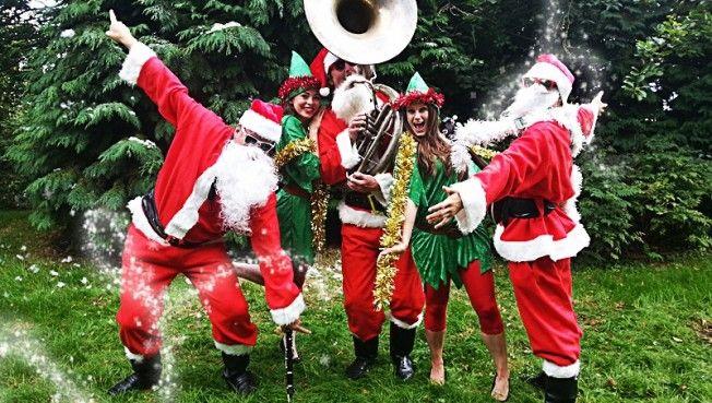 The Musical Santas