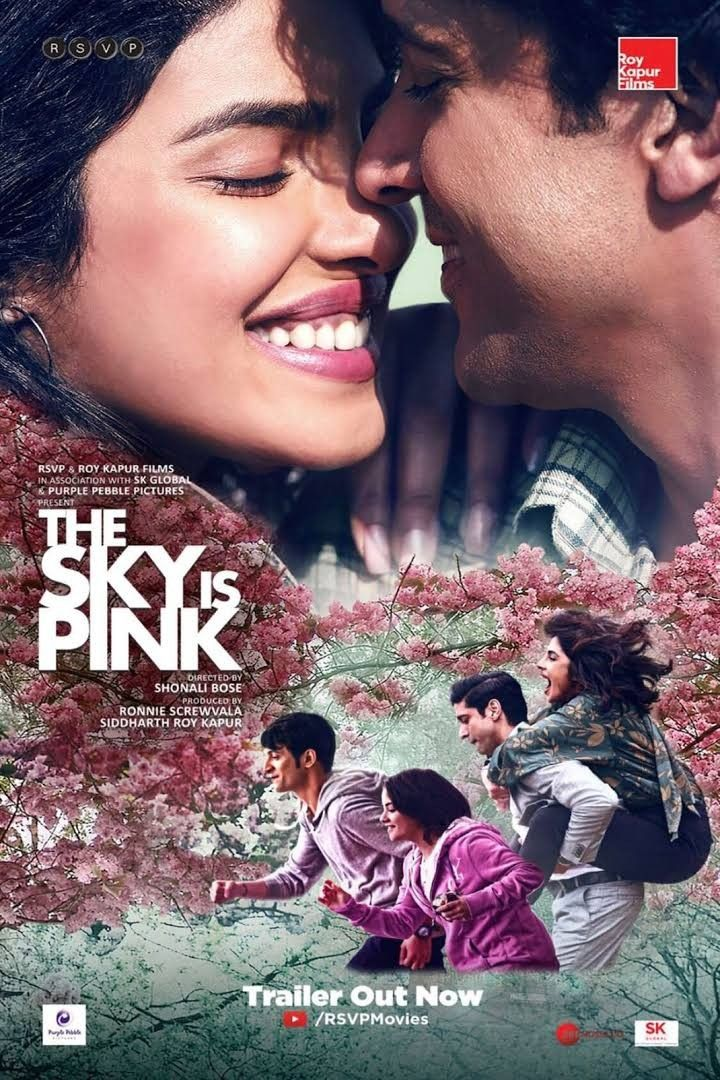 The Sky Is Pink Pink Full Movie Pink Movies Download Movies