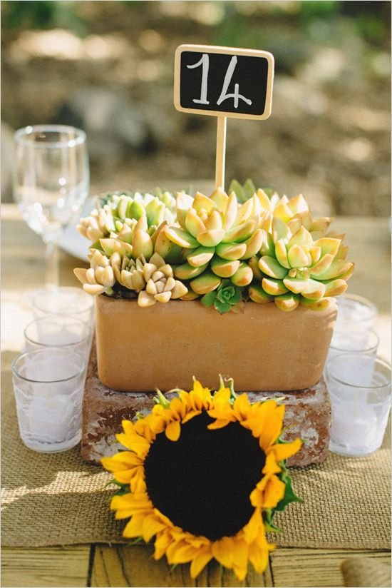 Best 25 Sunflower Table Centerpieces Ideas On Pinterest