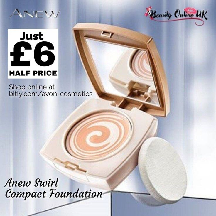 Wow what an amazing deal! Or Anew Swirl Compact Foundation