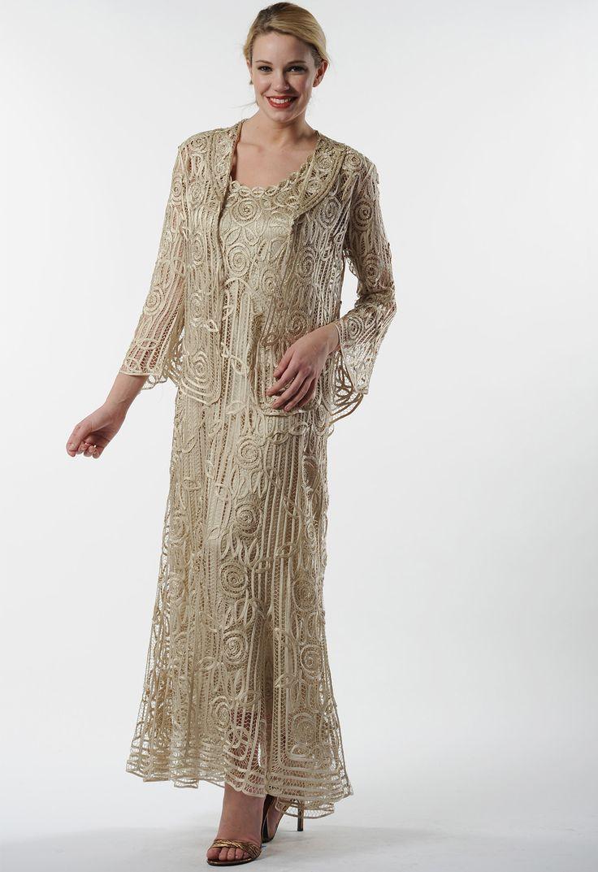 38 best Mother of the bride images on Pinterest   Sheath dresses ...
