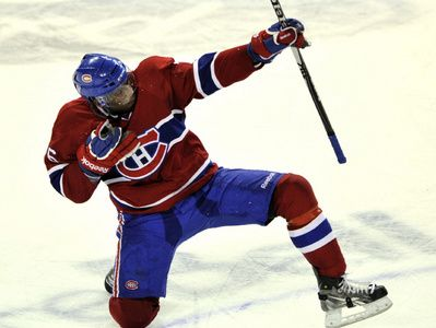 Professional ice hockey defenceman currently playing for the Montreal Canadiens of the National Hockey League (NHL).