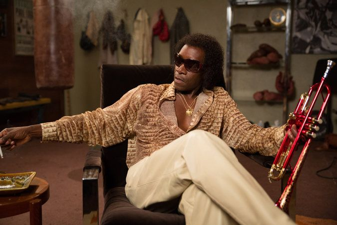 Review: 'Miles Ahead,' an Impressionistic Take on Miles Davis - The New York Times