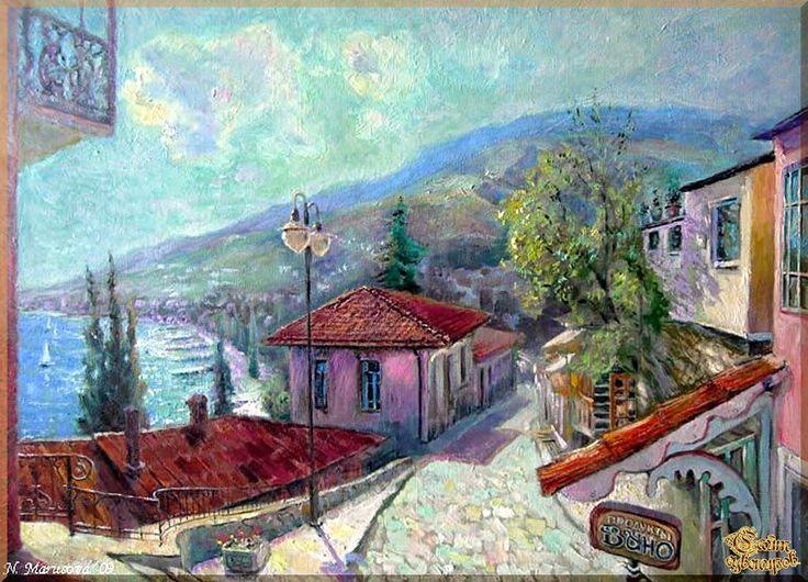 Mediterranean - 134 Средиземноморье, картины, подарки