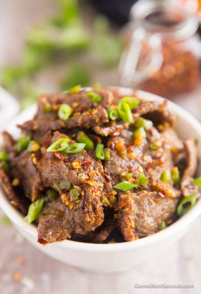 Quick And Easy Hunan Beef Recipe Recipe Beef Recipes Recipes Spicy Beef