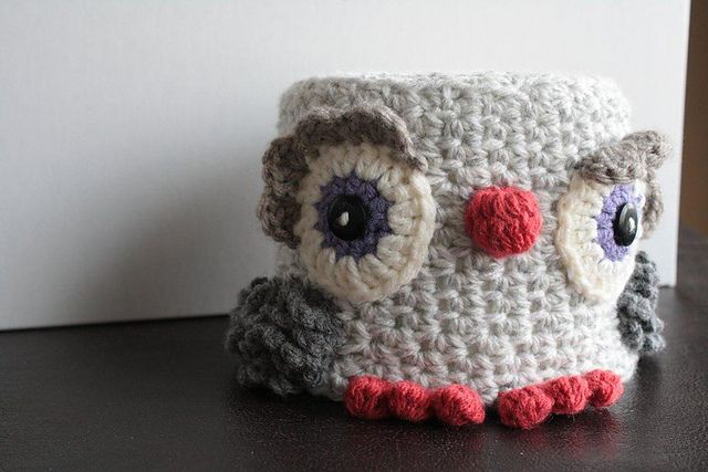 Free Owl Toilet Paper cover pattern from Ravelry by Soapy ...