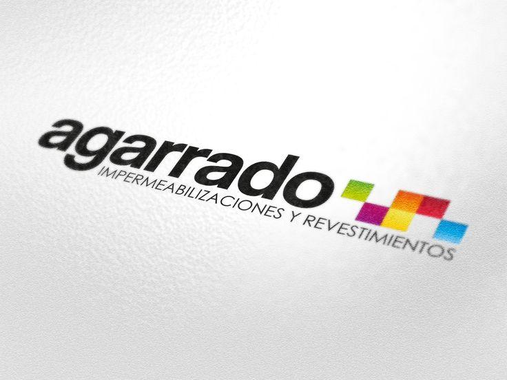 Logotipo Agarrado