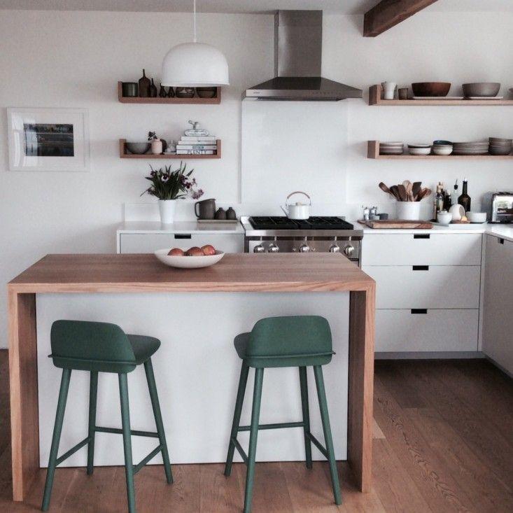 Best Kitchen Finalist in the 2015 Remodelista Considered Design Awards - cupboards in Cornforth White