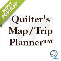 Map quilt shops, quilt guilds/groups, services, or museums near me; or use the Trip Planner™ for quilting resources along your route. Best map you will find!