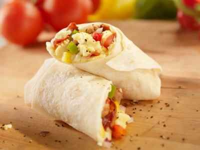 mc donalds breakfast burrito.  I've made these a couple of times and always a hit.