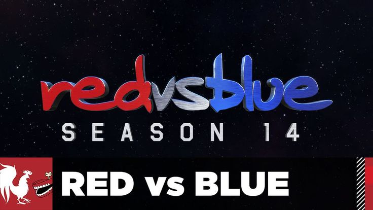BEHOLD, the newest season of Red vs. Blue is upon us! Season 14 is a collection of short stories, presented in a variety of styles ranging from machinima to animation and beyond... and this is how it all begins. Fangirling so hard right now!