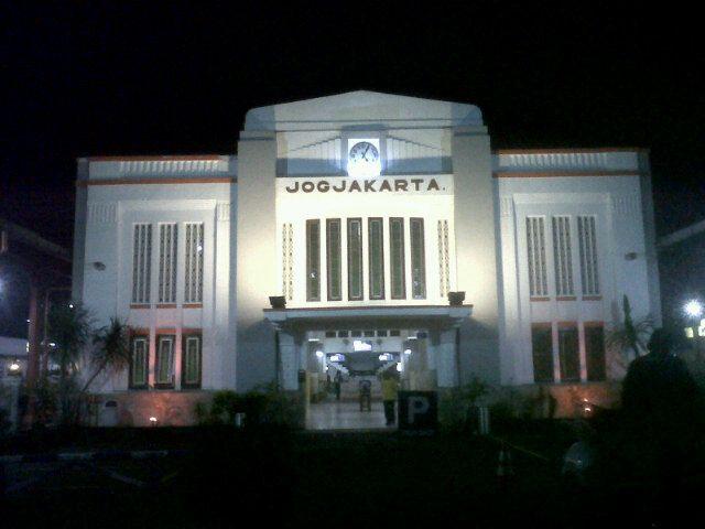 Jogjakarta Central Station