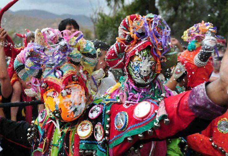 Conoce todo sobre el carnaval en Tilcara, una celebración milenaria. – I like viajes