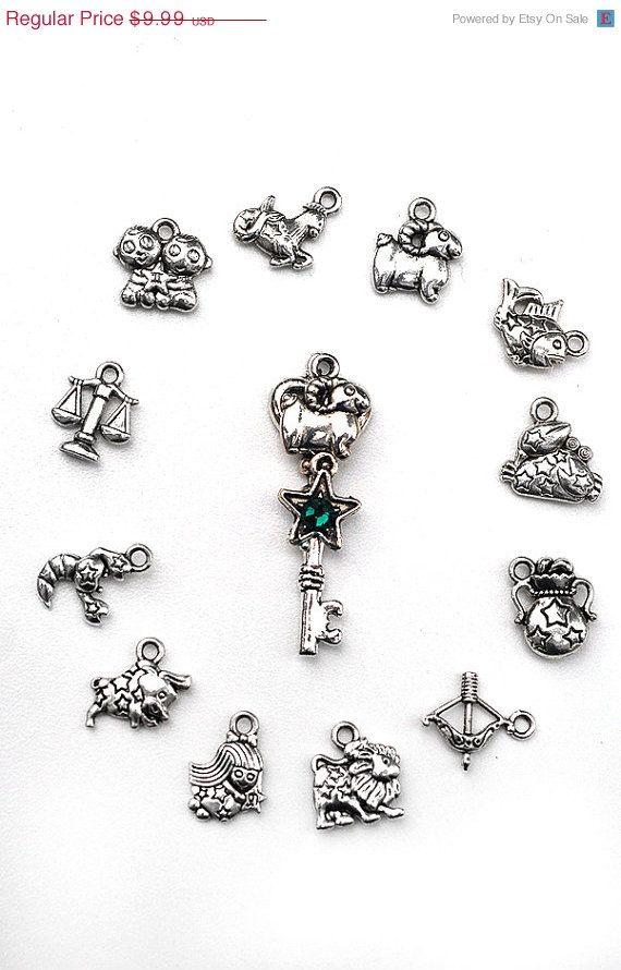 SALE  Chibi Zodiac Key Necklace by KeypersCove on Etsy, $8.99