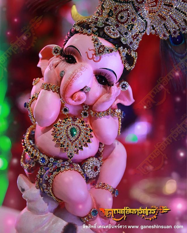 So cute Ganpati Bappa