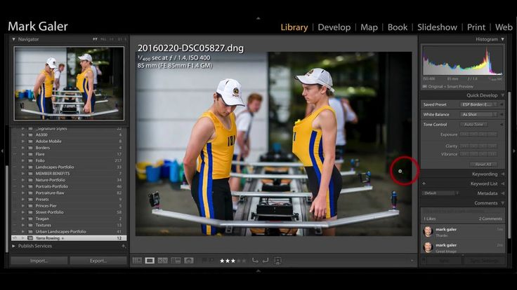 Sync a Collection in Lightroom #Lightroom