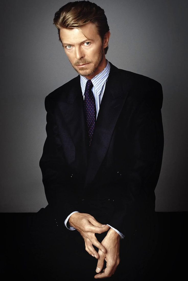 David Bowie 1989