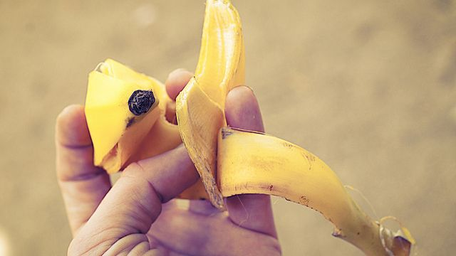 Use a Banana Peel to Relieve Itching from Poison Ivy, Mosquito Bites, and More