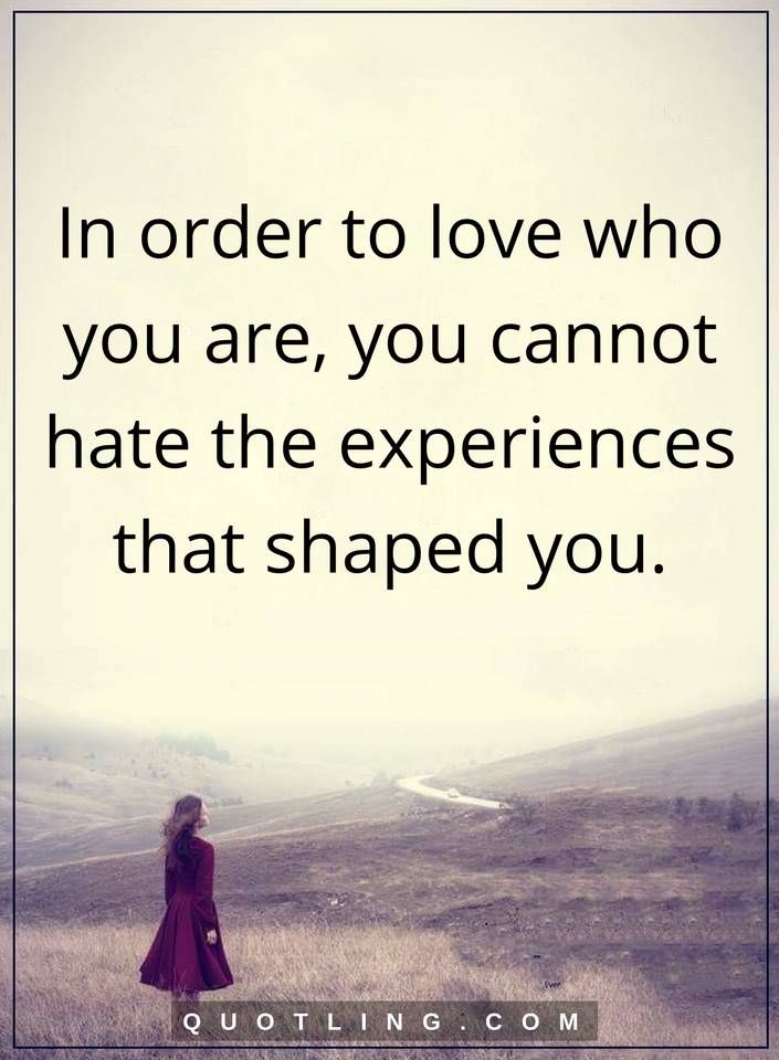 Love Yourself Quotes Prepossessing 20 Best Love Yourself Quotes Images On Pinterest  Inspiring Quotes