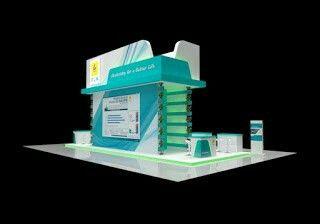 Kontraktor Booth #Google-KontraktorPameran/rumahpameran.com