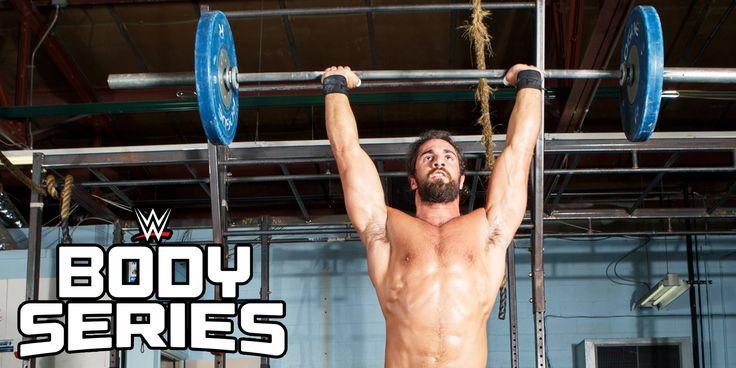 WWE Champion Seth Rollins talks CrossFit on WWE Body Series https://www.youtube.com/watch?v=hmx560IYz48&utm_content=buffer1cbec&utm_medium=social&utm_source=pinterest.com&utm_campaign=buffer #crossfit