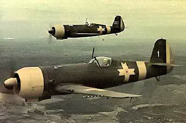romanian airforce IAR 80