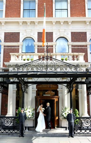 Shelbourne Hotel - Dublin #5starweddingvenuesdublin