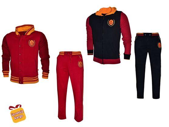 #GSStore #Cimbom #Kombin #Galatasaray Lisanslı Sweat ve Eşofman Altları ÜCRETSİZ KARGO Fırsatıyla Satışta! http://www.magazagsstore.com/catinfo.asp?src=kombin&imageField2=G%F6nder