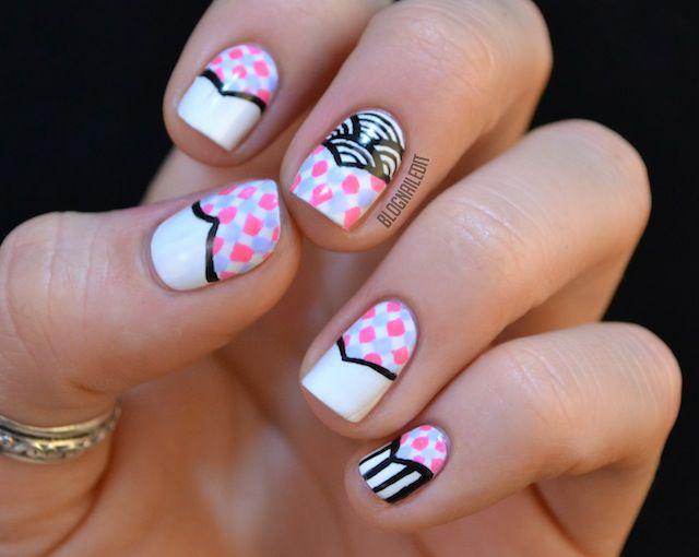 Nailed It:  #nail #nails #nailsart