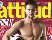 Matt Jarvis. Il calciatore sulla rivista gay: «Fate  coming out, giocherete meglio»